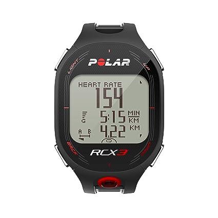 Polar RCX3 GPS Cardiofréquencemètre