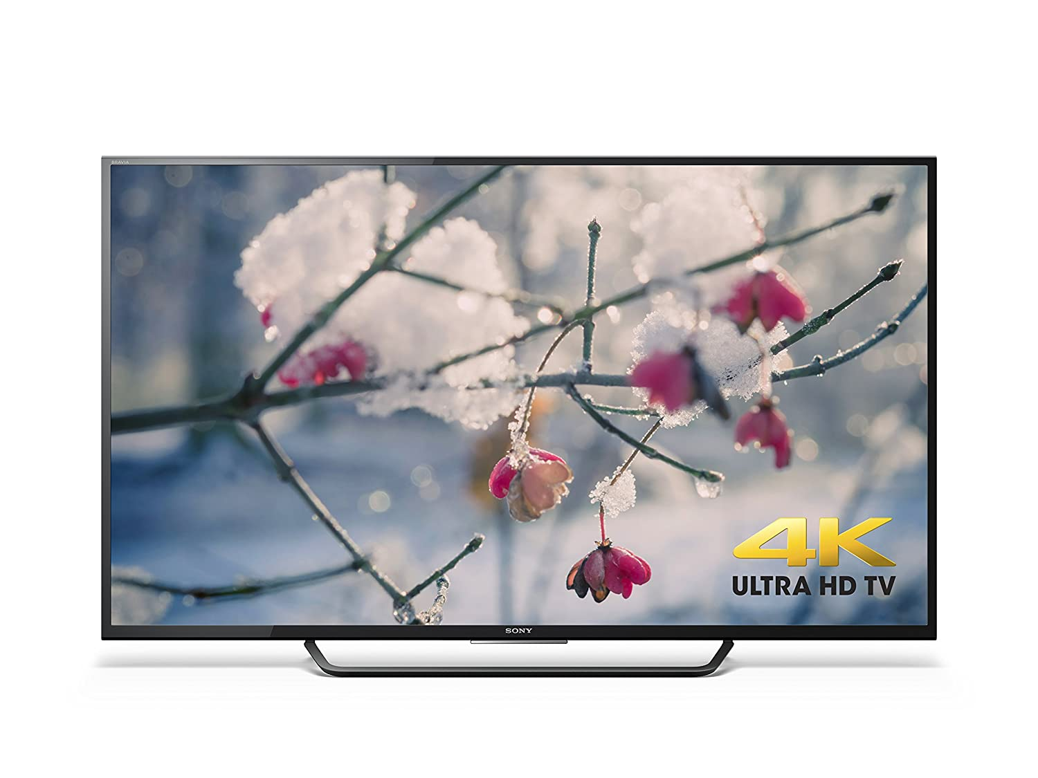 Sony XBR65X810C 65-Inch 4K Ultra HD Smart LED TV (2015 Model)
