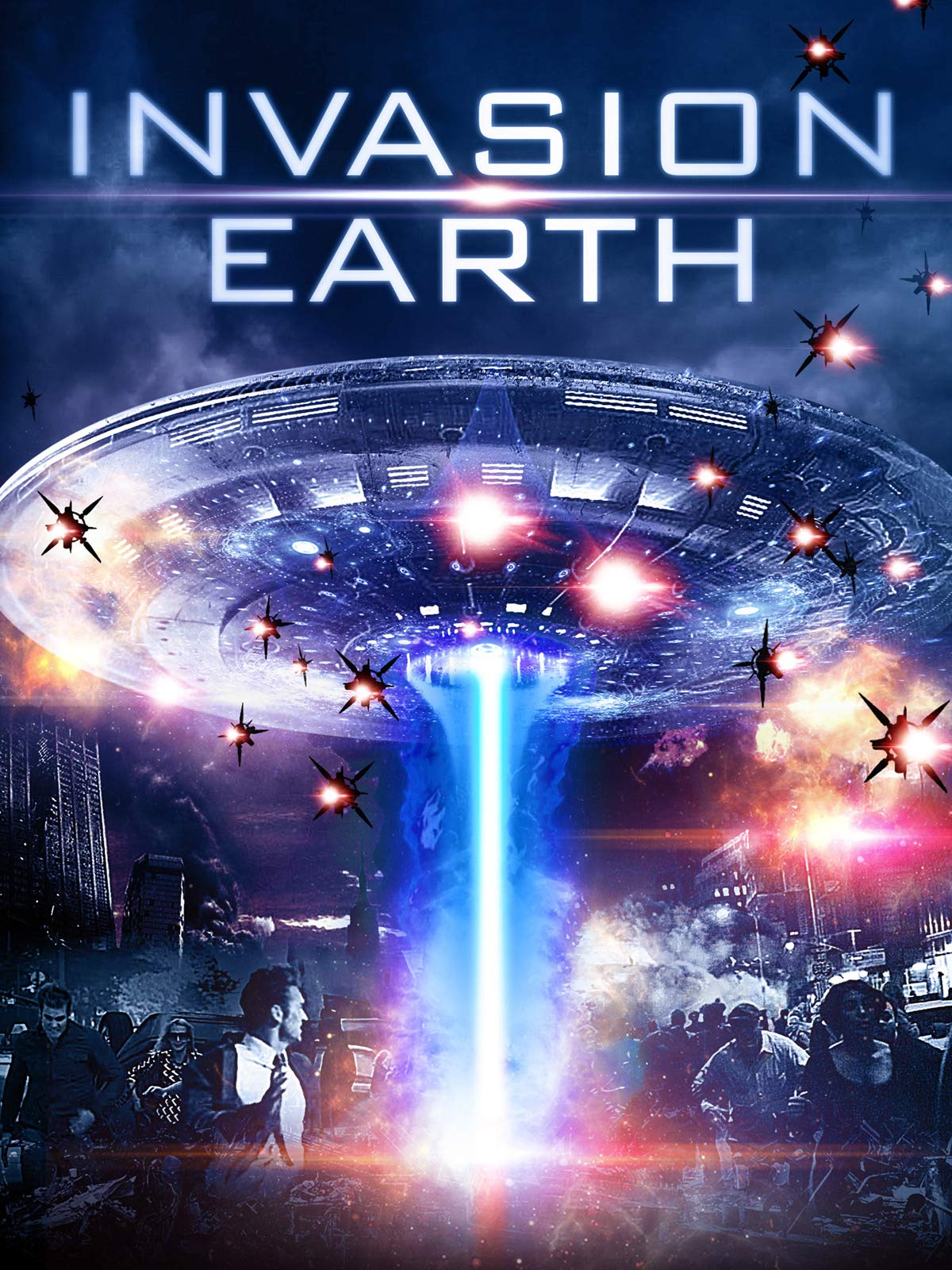 Invasion Earth on Amazon Prime Video UK