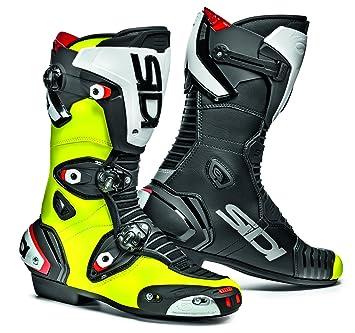 Sidi 000MVMAG1 gIFLNE bottes pour moto jaune