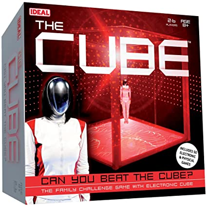 John Adams – The Cube – Jeu de Defi Edition Anglaise (Import Royaume-Uni)