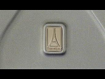 Travelpro Luggage Crew 9 Business Briefcase, Titanium, One Size