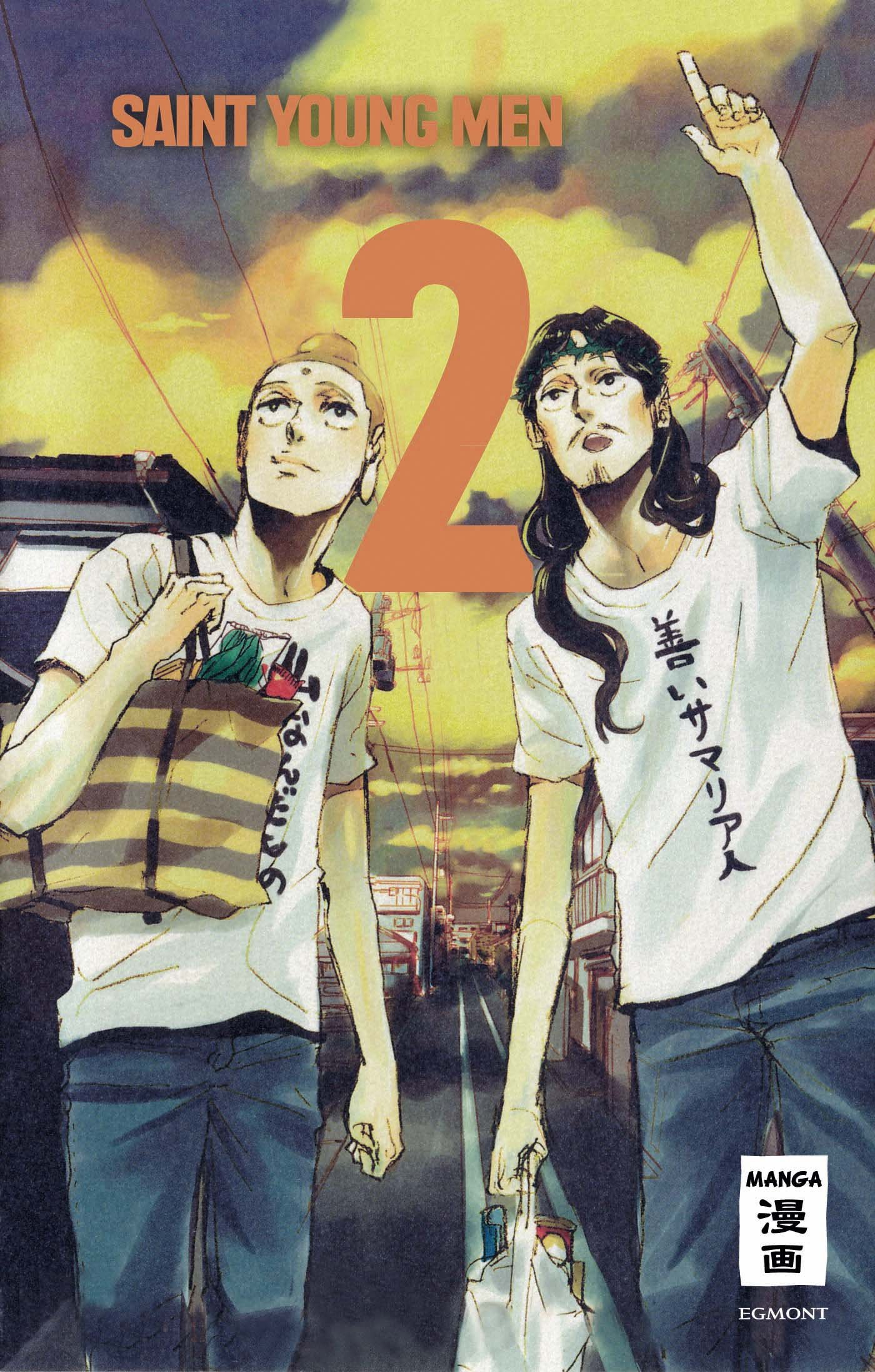 Saint Young Men, Band 2