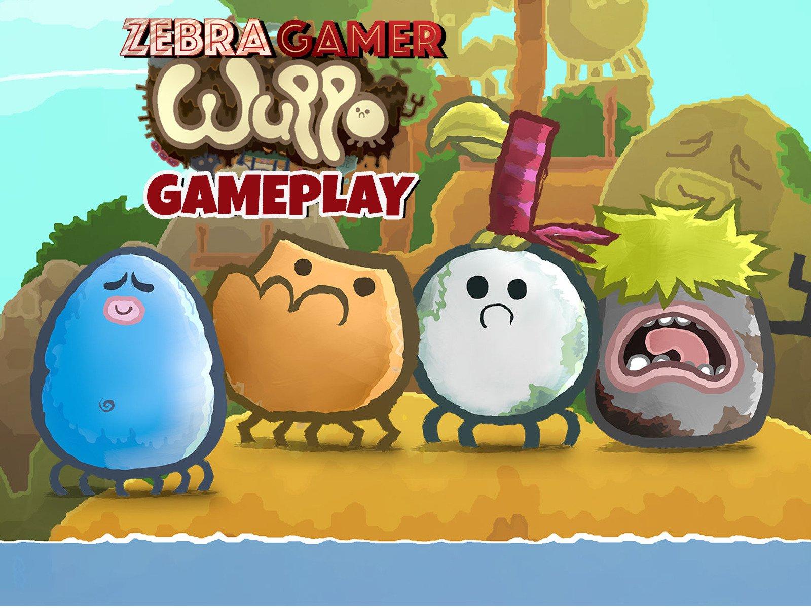 Clip: Wuppo Gameplay - Season 1