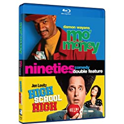 Mo' Money & High School High - Double Feature [Blu-ray]