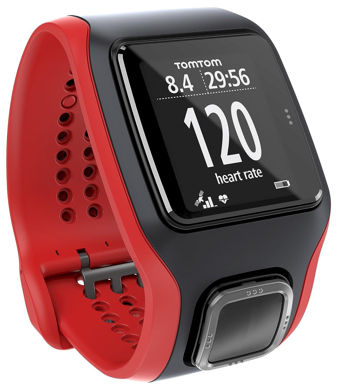TomTom Multi-Sport Cardio GPS-Uhr -mit