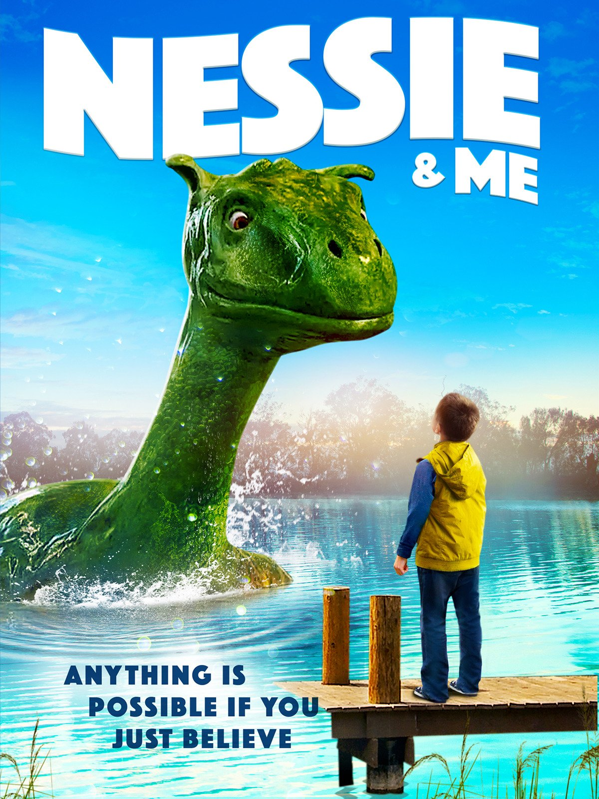 Nessie & Me on Amazon Prime Video UK