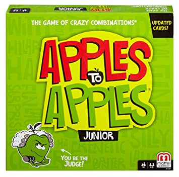 Mattel: Apples to Apples Junior