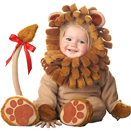 InCharacter Unisex-baby Infant Lion Costume