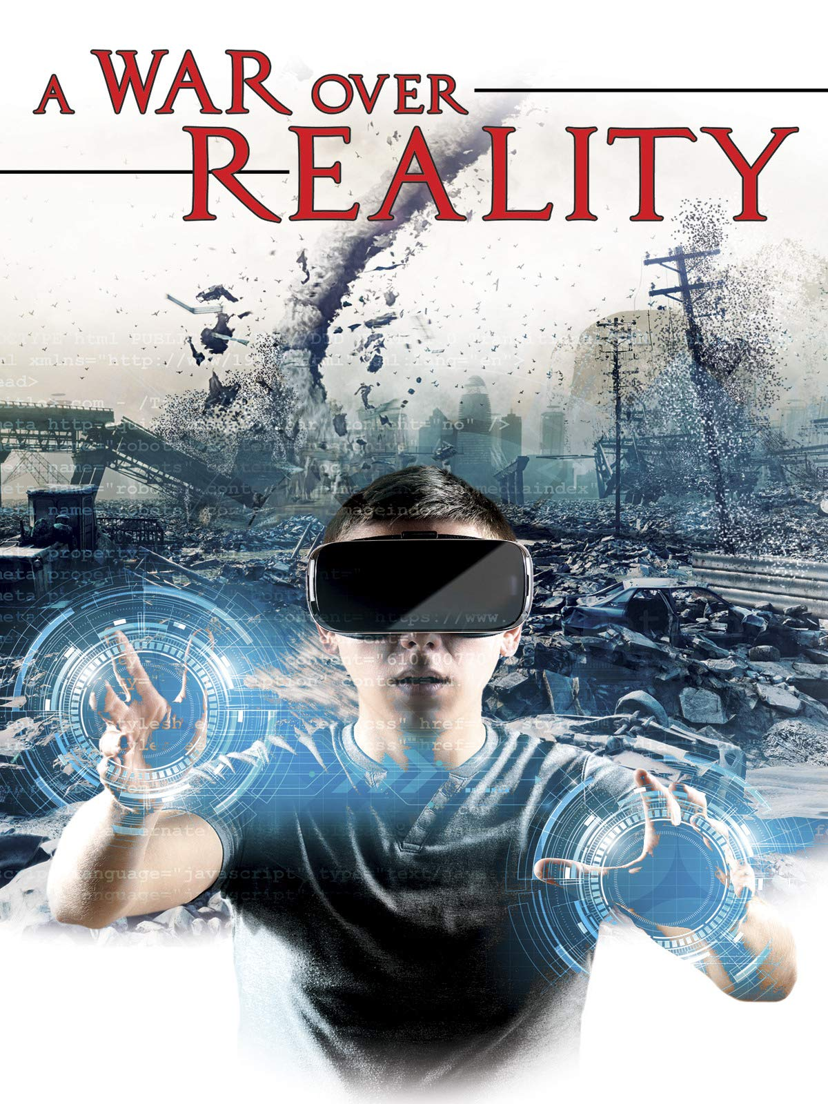 A War over Reality on Amazon Prime Video UK