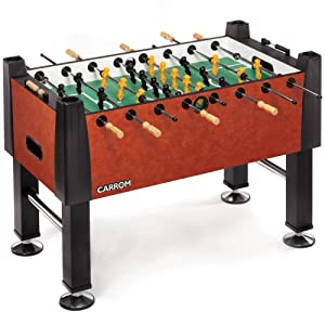 Carrom 530.00 Signature Foosball Tables review