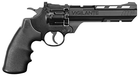 Crosman CCP8B2 Vigilante CO2 0.177-Caliber Pellet and BB Revolver: Amazon.ca: Sports & Outdoors