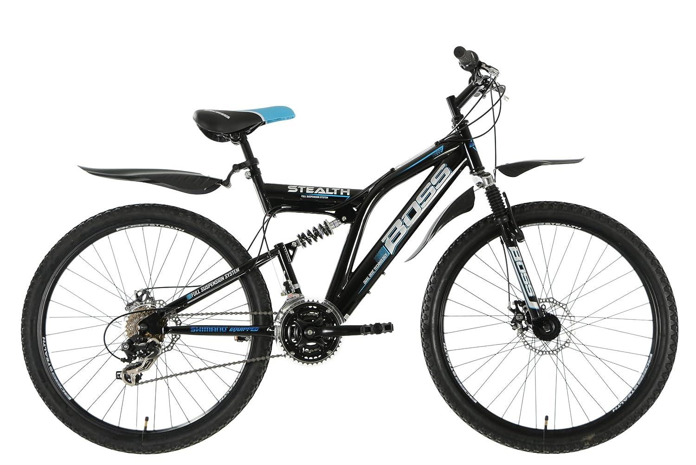 Bicicleta Montaña de 21 velocidades y doble suspensión