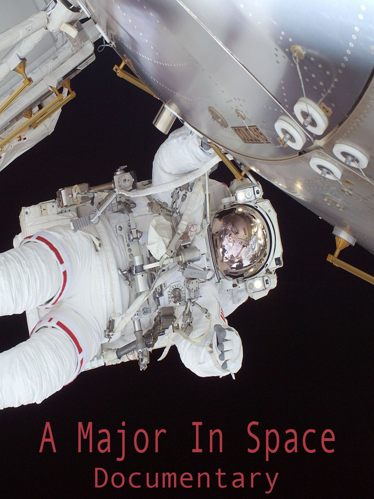 A Major in Space: Documentary