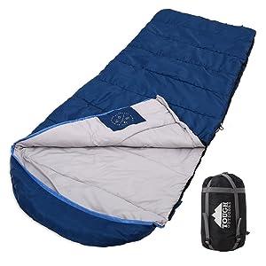 Tough Outdoors sleeping bag width=