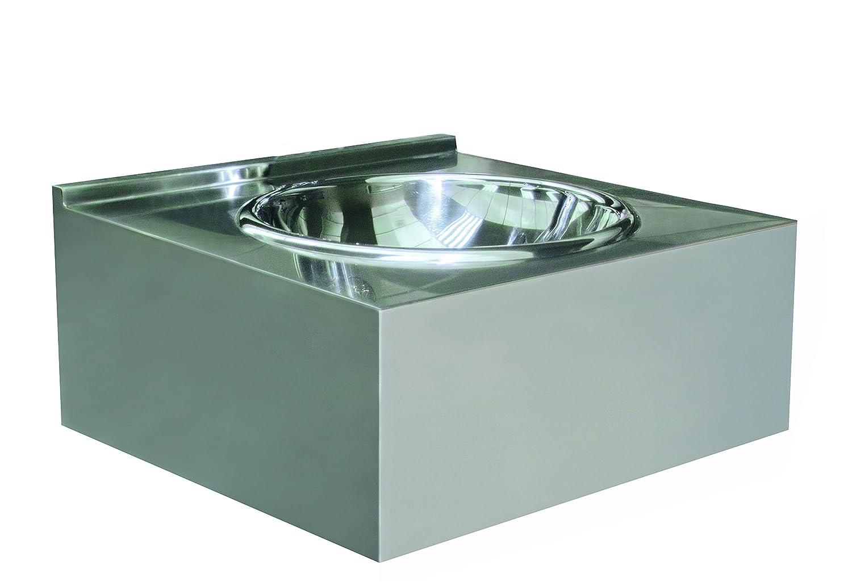 Nofer 13081.2.S Handwaschbecken aus Edelstahl, 1200 x 550 mm mit zwei Etagen übereinander/Dashboard Front Panel bestellen