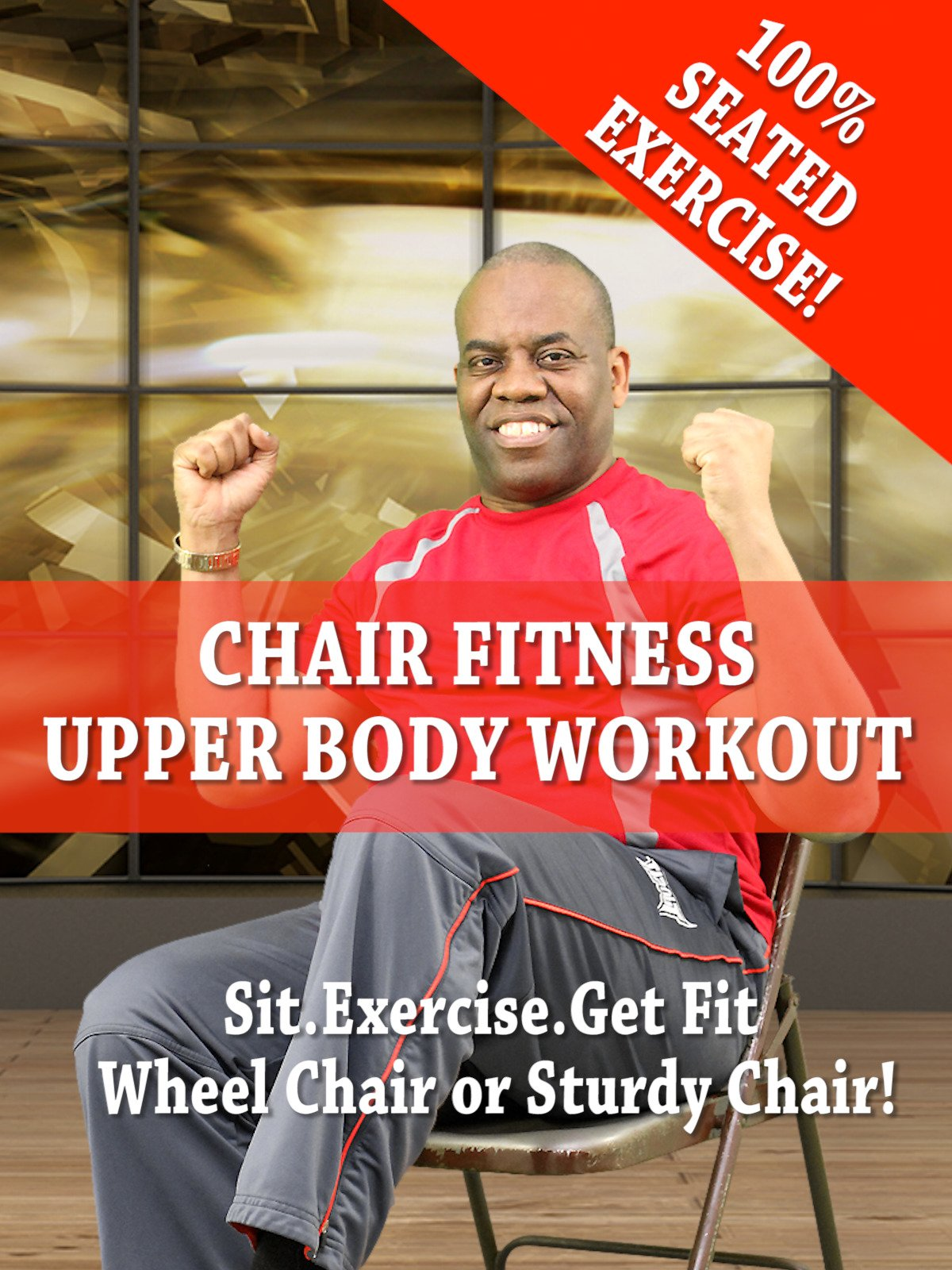Chair Fitness Upper Body Workout