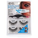 Ardell Deluxe Pack Wispies with Applicator, 68947, 1 Count (Color: #68947)