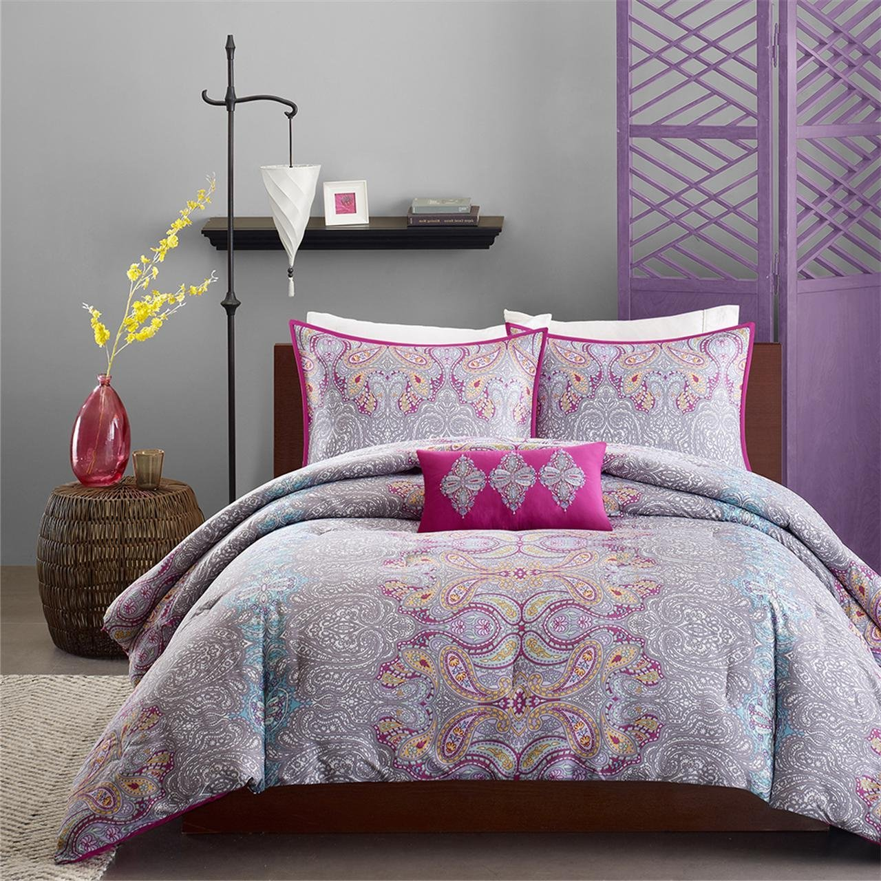 Kaleidoscope Comforter Set by Teen Vogue - Bedding and ... |Teen Bedding Sets For Fun