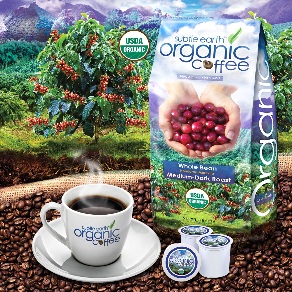 Café Don Pablo Subtle Earth Organic Gourmet Coffee