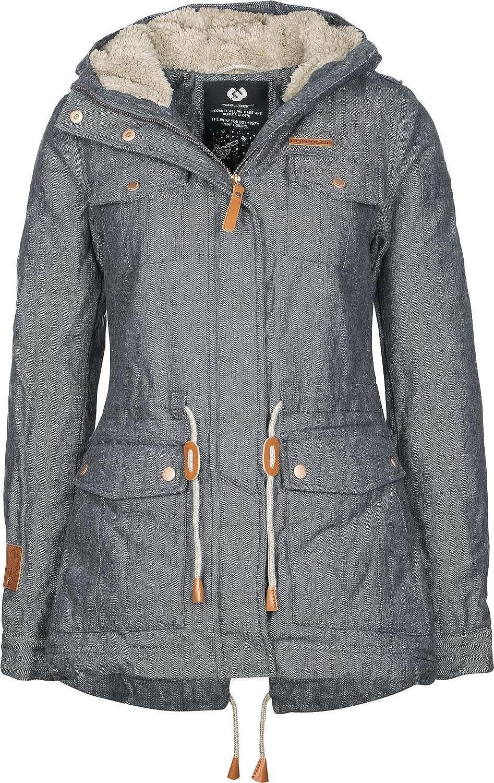 Damen Mantel ragwear Laika B Coat