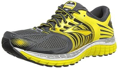 Brooks Mens Glycerin 11 Anthracite Running Shoe - 9