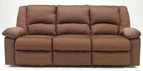 Patrickson Reclining Sofa Coffee