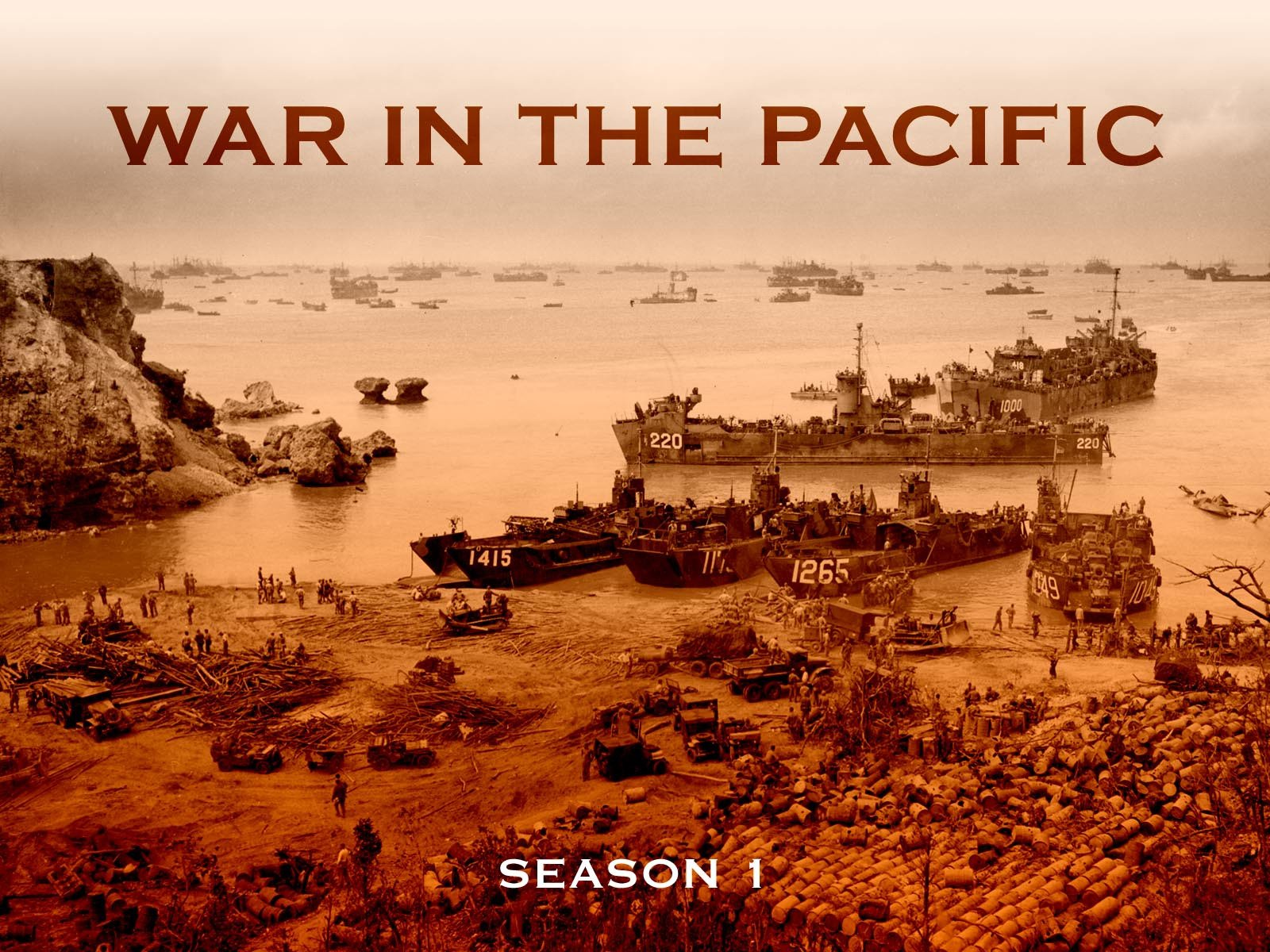 War in the Pacific - Season 2