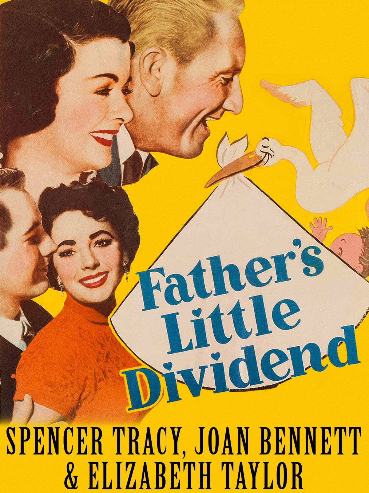 Watch Father's Little Dividend - Spencer Tracy, Joan Bennett, & Elizabeth Taylor on Amazon Prime Instant Video UK