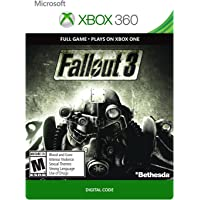 Fallout 3 for Xbox One / Xbox 360 by Bethesda [Digital Download]