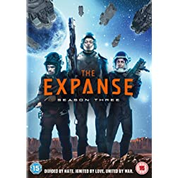 The Expanse: Season 3 Official UK release