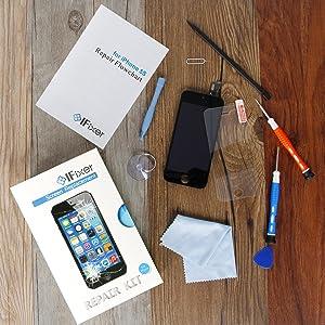 IFixer iPhone 5s LCD Display Ersatz