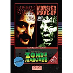 Halloween Make-up & Fx W/tom Savini And Dick Smith Bonus Feature: Zombie Jamboree '93!