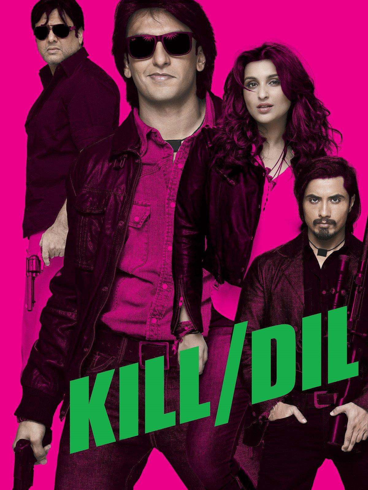 Kill Dil on Amazon Prime Video UK
