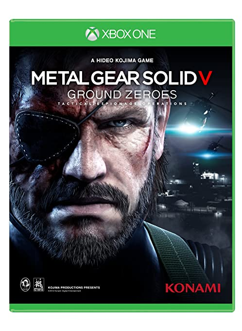 Metal Gear Solid V: Ground Zeroes, Xbox One