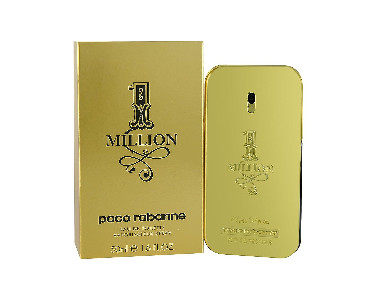 One Million For Men By Paco Rabanne Eau De Toilette Spray недорого