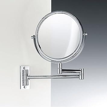 SPT 30 Vanity Mirror chrome/arm slewable