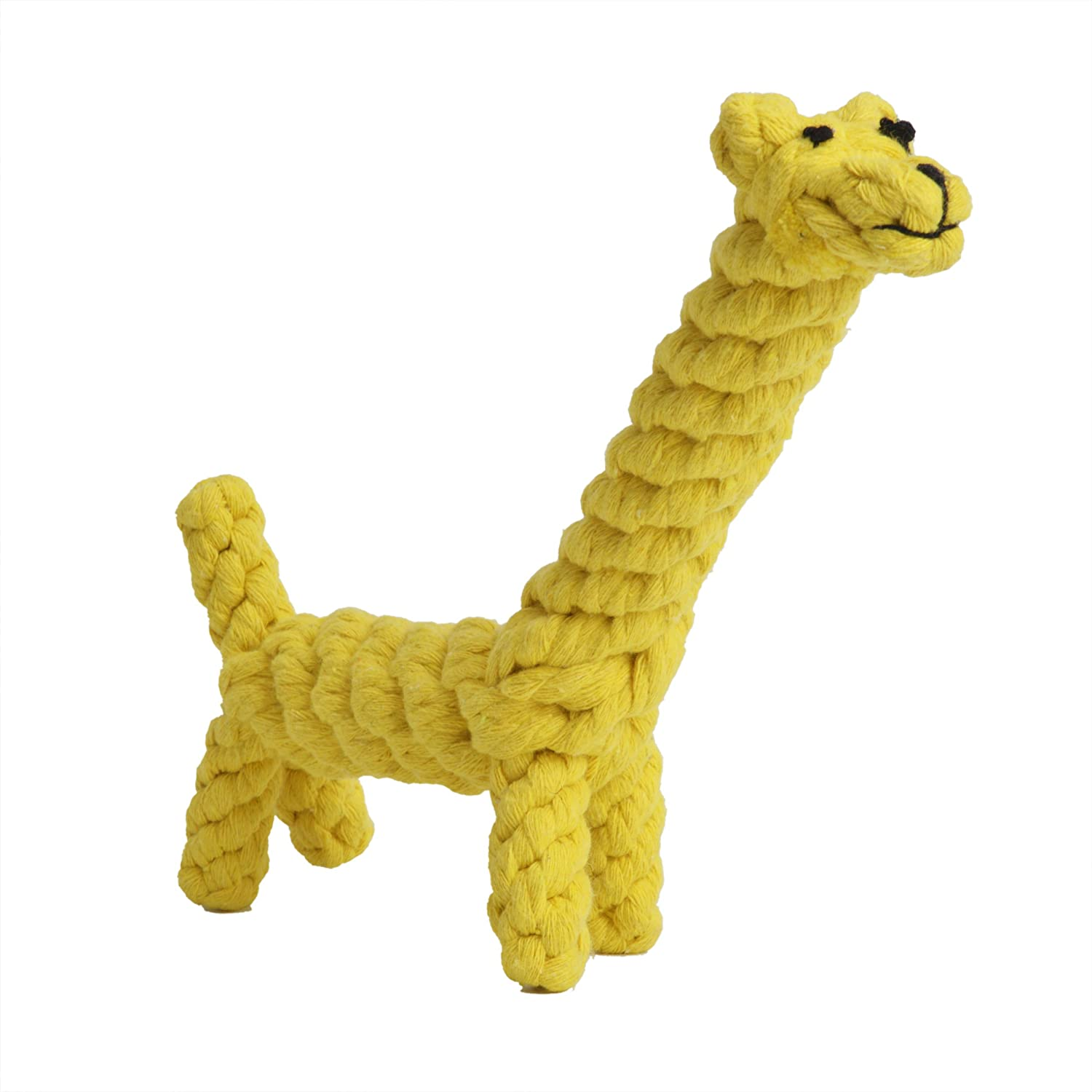 PetTa Cotton Dental Teaser Puppy Pet Chew Rope Toys for Large Small Dog Biting