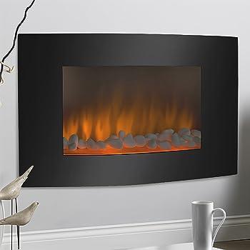 Sky 1500W Wall Mount Fireplace Heater