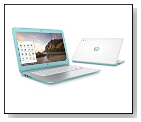 HP 14-x030nr Chromebook- New Version- Ocean Turquoise Review