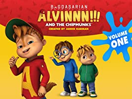ALVINNN!!! and The Chipmunks Volume 1