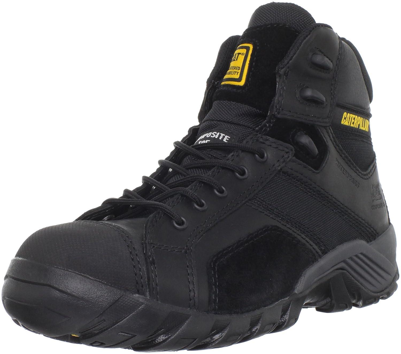 Caterpillar Men S Argon Hi P90090 Work Boot Black 11 M Us