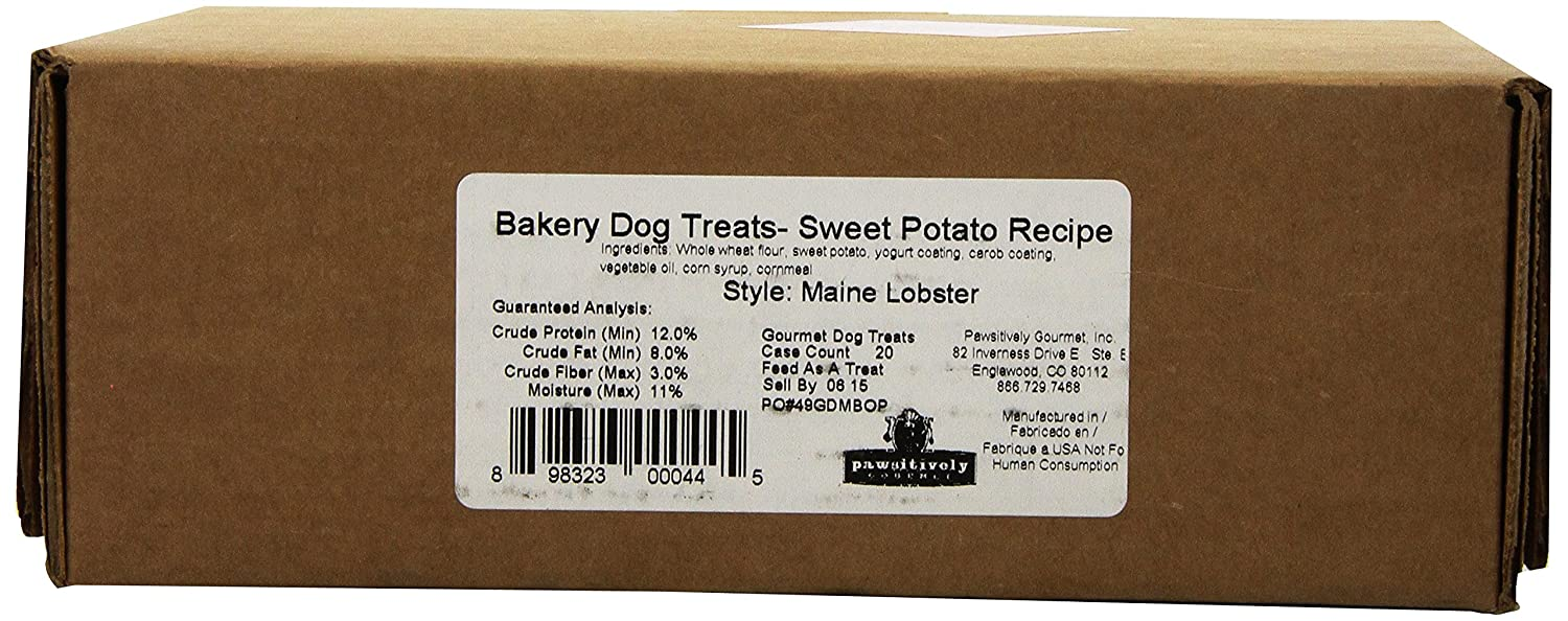 Pawsitively Gourmet Maine Lobster Cookies for Dogs (Pack of 20) ajit kumar singh manish kumar and suneeta yadav characterization of flaxseed for development of functional cookies