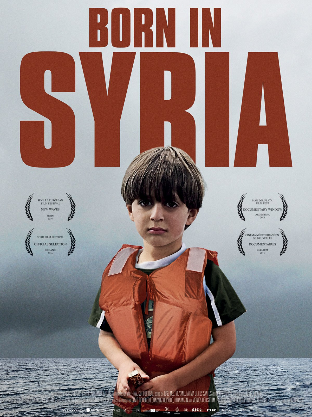 Born in Syria on Amazon Prime Video UK