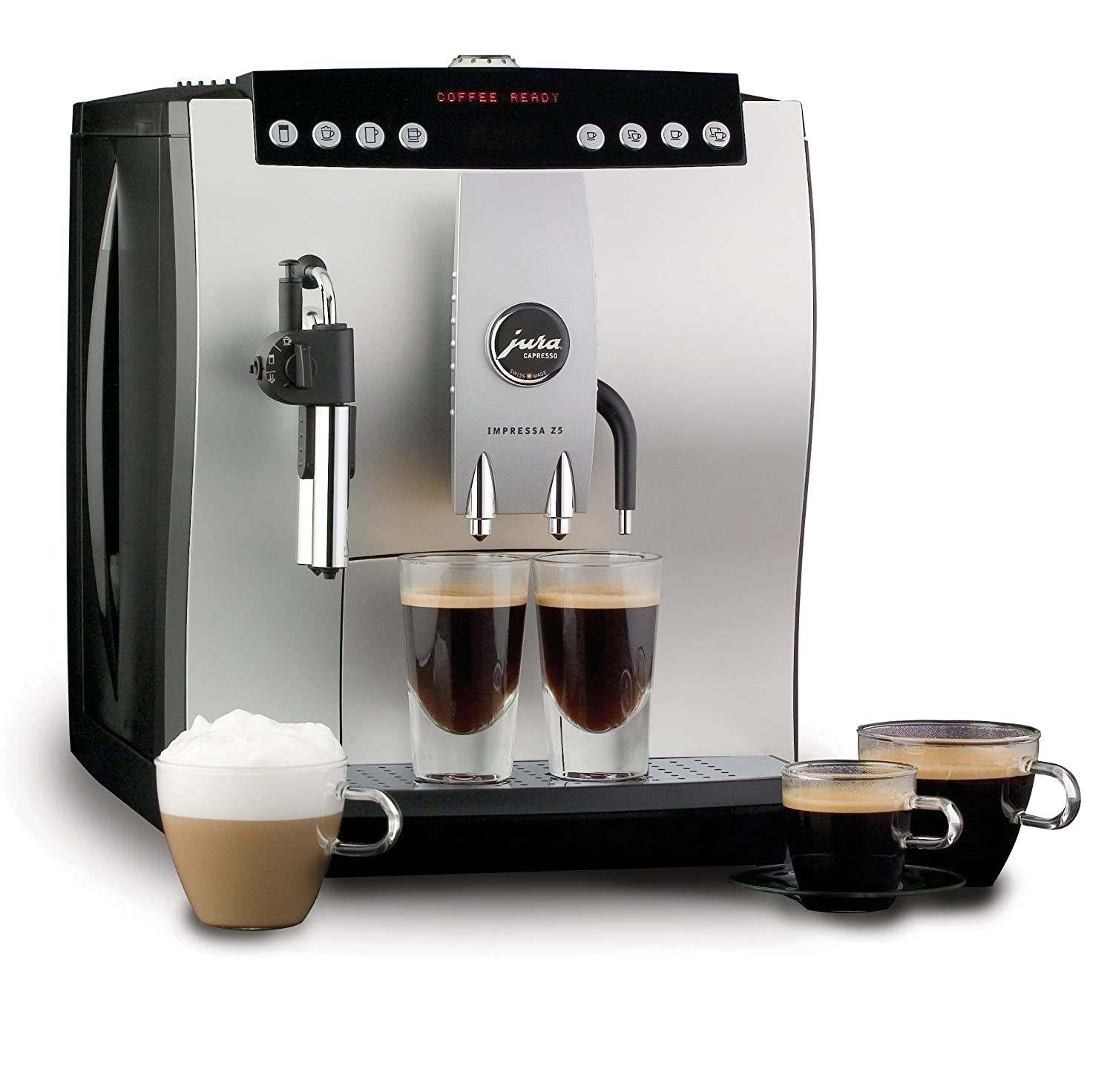 Jura 13339 Review : Coffee Machine Reviews