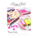 Lazy Girl Design LGD140 Tray Chic Pattern