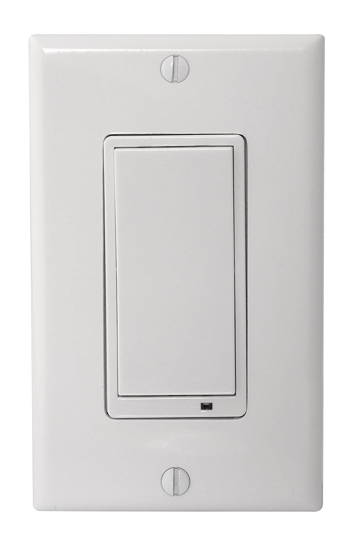 Linear Ws15z 1 Z Wave Wall Switch White New Free