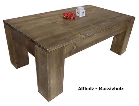Mesa de centro de diseño de madera maciza, calidad Schreiner * nuevo*