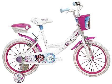"Vélo 16"" Disney Violetta officiel"