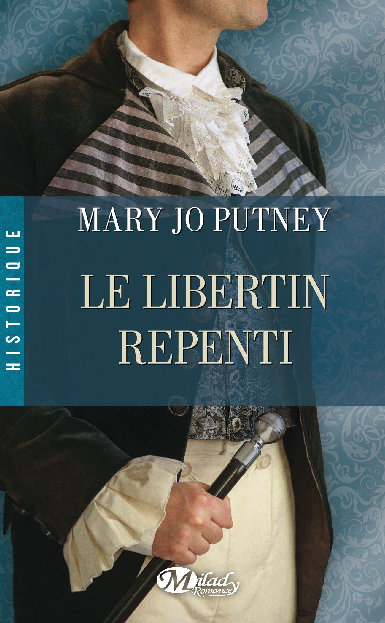 Le libertin repenti de Mary Jo Putney 81ybYTP0v-L